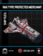 Ship Files: RAX Type Protected Merchant
