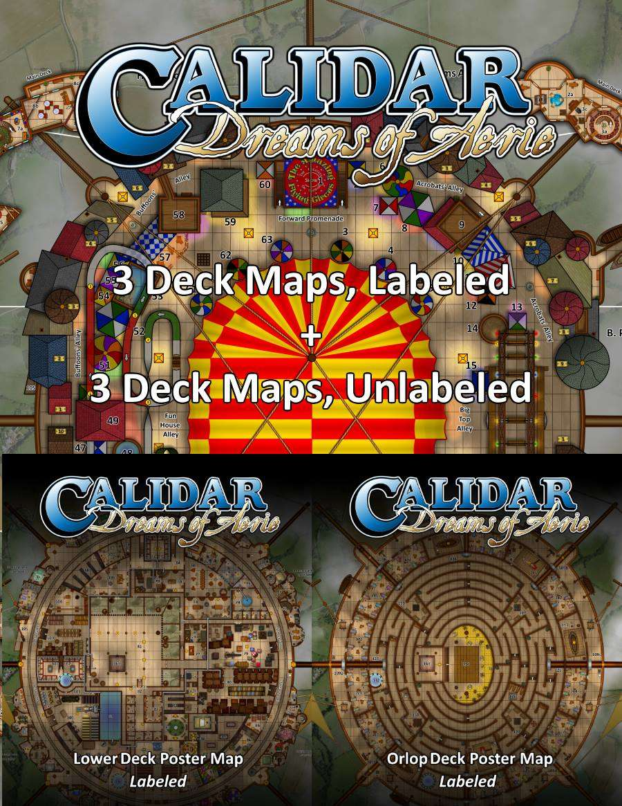 Bundled Deck Maps