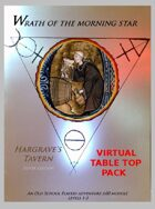 WotM Star Hargrave's Silver Virtual Table Top  Pack