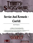 Legacies: ToS2-03B - Service and Rewards Corfell