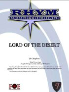 Rhym 02 Lord of the Desert