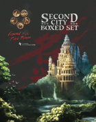 Legend of the Five Rings: Second City Boxed Set