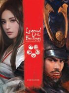 Legend of the Five Rings Core Rulebook