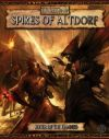 Spires of Altdorf (Paths of the Damned Volume II)