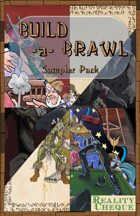 Build-a-Brawl Sampler Pack