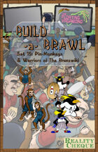 Build-a-Brawl Set 15: Pin-Monkeys & Warriors of The Brunswicki