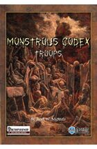 Monstrous Codex: Troops