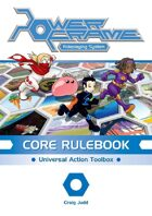 PowerFrame Core Rulebook