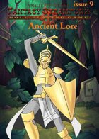 Ancient Lore  Issue 9 (supplement for Ancient steel)