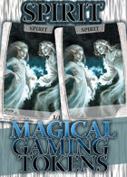 Magical Gaming Tokens - Spirit