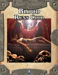 Blood Runs Cold on DriveThruRPG.com