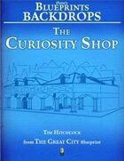 0one's Blueprints Backdrops: The Curiosity Shop