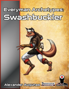 Everyman Archetypes: Swashbuckler