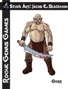 Stock Art: Blackmon Ogre