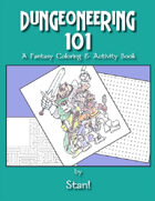 Dungeoneering 101 Activity Book