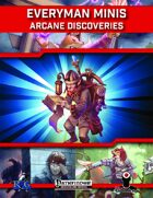 Everyman Minis: Arcane Discoveries