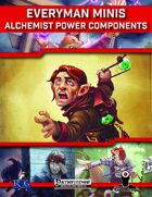 Everyman Minis: Alchemical Power Components