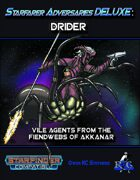 Starfarer Adversaries DELUXE: Drider
