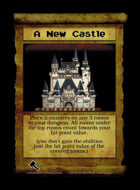 A New Castle - Custom Card