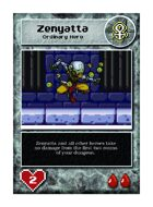 Zenyatta - Custom Card