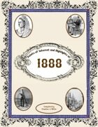 Gaslight Calender Pack: 1888 Edition