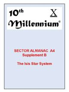 Sector Almanac A4: Supplement B