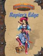 Rapier's Edge: Adventures in Théah (Swashbuckling Adventures)