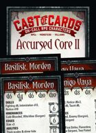 Cast of Cards: Accursed Core 2