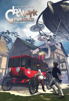 Clockwork Furnace: Graphic Novel