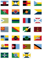 Fictional Flags