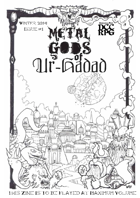 Metal Gods of Ur-Hadad Issue #1 Winter 2014