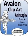 Avalon Clip Art, Animorphs