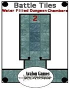 Battle Tiles, Water Filled Dungeon Chambers 2