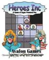 Heroes Inc. Set 1, Mini-Game # 53