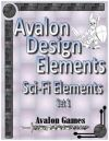 Avalon Design Elements, Sci-Fi Set 1