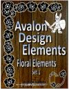 Avalon Design Elements, Floral Set 1