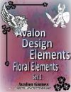 Avalon Design Elements, Floral Set 2