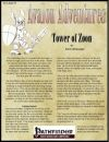 Avalon Adventures Vol 1, Issue #5 Tower of Zoon