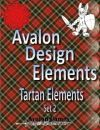 Avalon Design Elements, Tartan Set 2