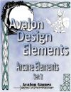 Avalon Design Elements, Arcane Set 2