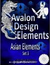 Avalon Design Elements, Asian Set 3