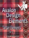 Avalon Design Elements, Tartan Set #4