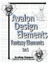 Avalon Design Elements, Fantasy Set #5