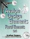 Avalon Design Elements, Floral Set #5