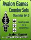 Avalon Counters, Starships Set #5