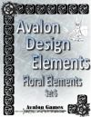 Avalon Design Elements, Floral Set #6