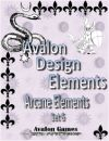 Avalon Design Elements, Arcane Set 6