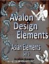 Avalon Design Elements, Asian Set 6