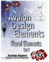 Avalon Design Elements, Floral Set 7