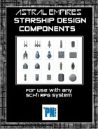 Astral Empires, Starship Design Components Book
